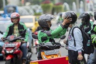 Waspada Ojek Online Jangan Suka Ngetem di Dekat RS Rujukan Corona, Rentan Terpapar!