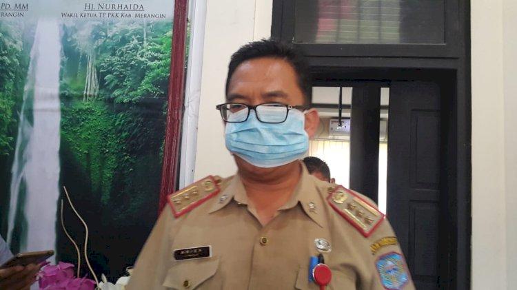 17 Warga Pulaubaru Merangin Lakukan Rapid Test, Arief: Alhamdulillah Hasilnya Negatif