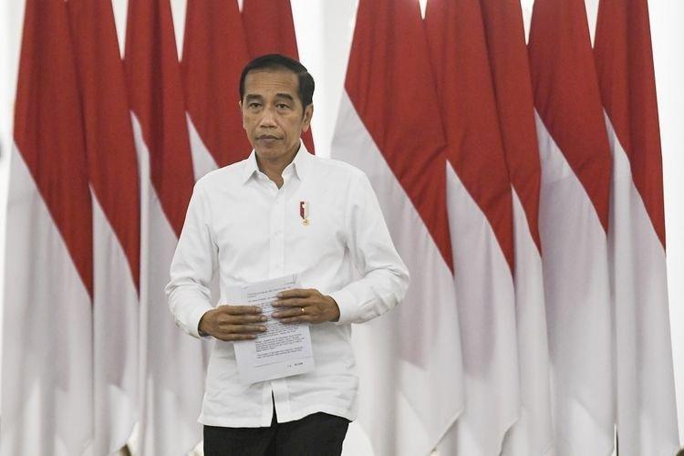 Minta Data Covid-19 Transparan Termasuk Jumlah ODP dan PDP, Jokowi: Semua Orang Bisa Mengakses Data dengan Baik