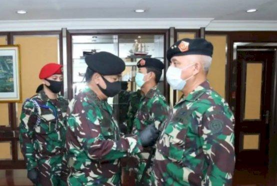 Rapat Virtual DPR, Panglima TNI Minta Tambahan Anggaran Rp3,2 Triliun Bantu Penanganan COVID-19
