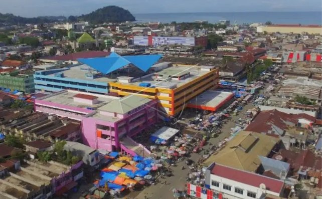 Walikota & Dinkes Padang Sebut Pasar Jadi Lokasi Penularan COVID-19