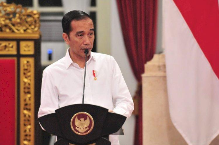 Jokowi: Kita Semua Harus Siap Diawasi Masyarakat Soal COVID-19