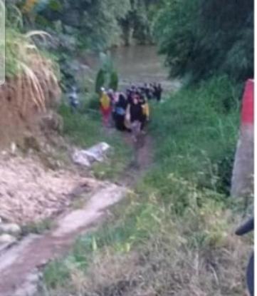 Heboh, Pemuda 17 Tahun Asal Tamiai Kerinci Ini Dikabarkan Hanyut