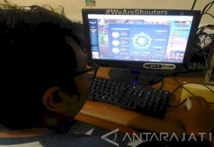Akses Game Online Indonesia Tembus Rekor