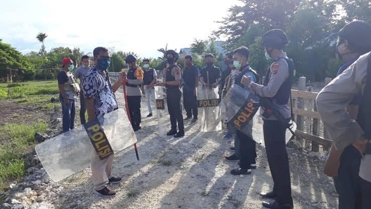 Bentrok di Kabupaten Keerom Satu Warga Tewas dan Delapan Luka-luka