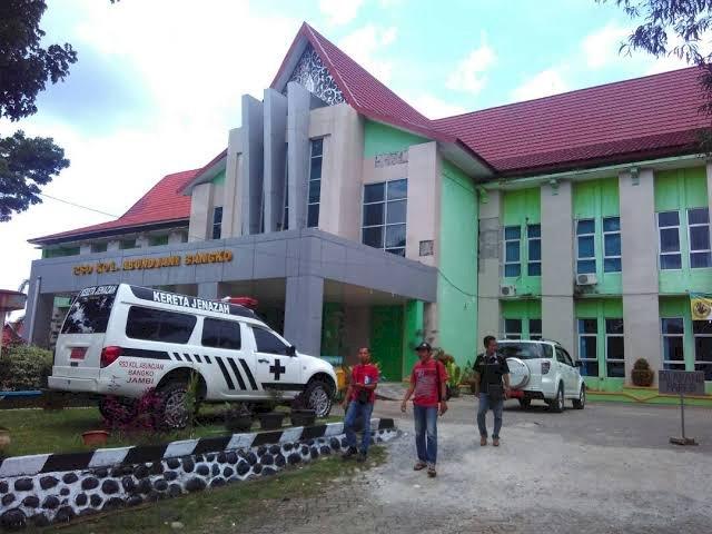 Usai Rawat Pasien Covid-19, Satu Perawat di RS Bangko Dikabarkan Positif Rapid Test