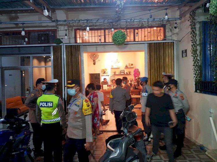 Pasien Positif Corona di Merangin 15 Orang, Aparat Gabungan Ketatkan Jam Malam, Sejumlah Rumah Makan dan Cafe Ditutup