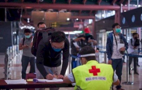 Bandara Soekarno-Hatta Berlakukan protokol Kesehatan: Tidak Ada Dibeli Online