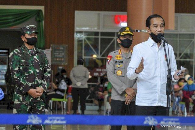 Sektor Pariwisata Masa Pandemi, Jokowi: Lihat Benchmark Negara Lain Sudah Siapkan Ini Kondisi New Normal!