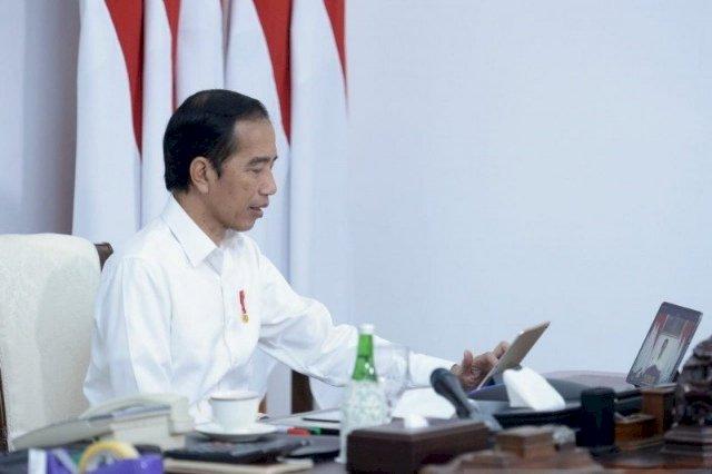 Masa COVID-19, Presiden: Reformasi Pendidikan tak Ditentukan Satu Kementerian, Bukan Hanya Penyesuaian Kurikulum