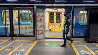 PSBB DKI, Begini Batas Jam Operasi Trans Jakarta dan MRT