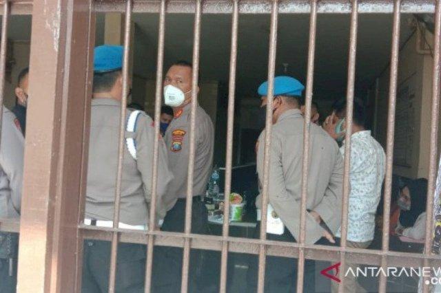 Duh! Oknum Polisi Berpangkat Brigadir Selundupkan Sabu-sabu ke Tahanan Polrestabes Medan