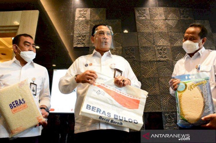 Bulog Bakal Salurkan Beras Bansos untuk 10 Juta KPM seluruh Indonesia