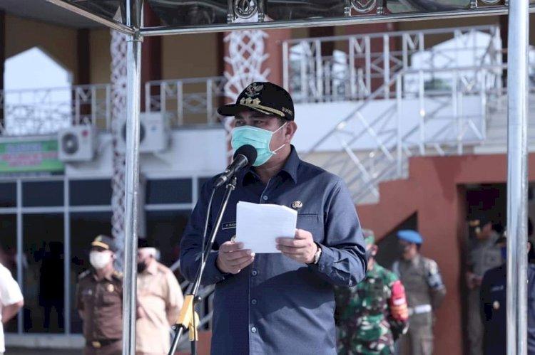 Bupati Bungo dan Semua Tokoh Masyarakat Deklarasi Berkomitmen Tolak PETI
