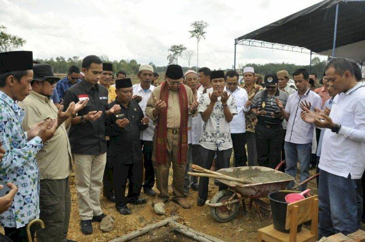 Pembangunan Pabrik Semen di Bukitbulan Sarolangun Mandek, Ini Penjelasan Pemda