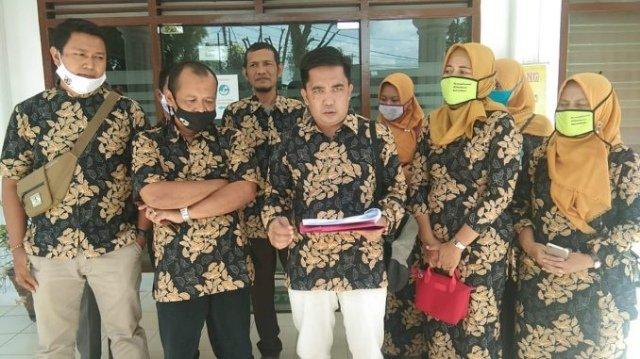 Karyawan BDMU Bungo: Empat Bulan Gaji Kami Tak Dibayar, Kami Ditindas!