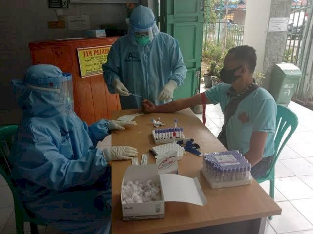 Hasil Tracking Kontak Pasien Corona yang Meninggal di Kerinci, 2 Orang Reaktif