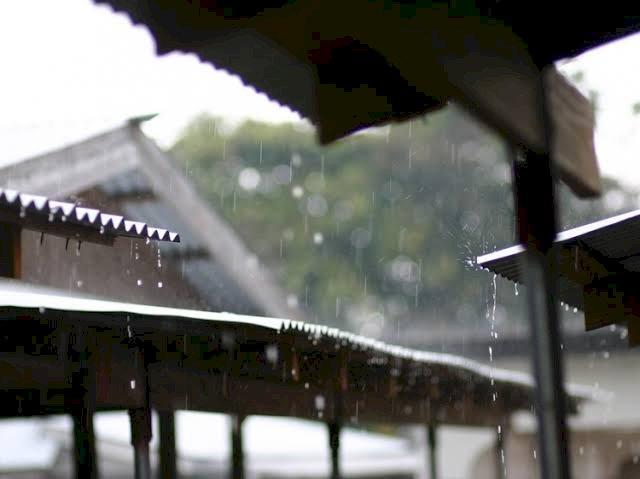 Noise Hujan Terekam di Gunung Kerinci, Waspada Banjir Bandang