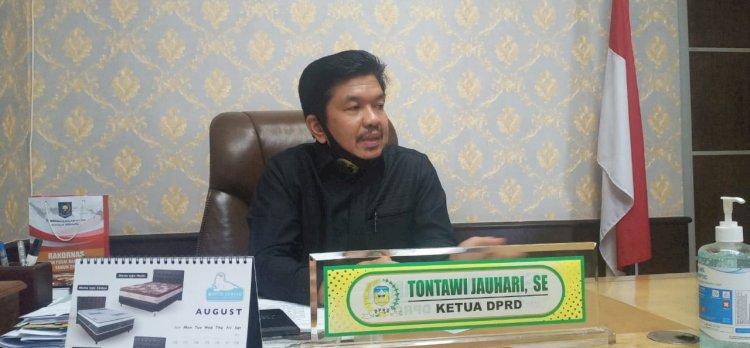 Sudah Percaya Diri di Ajang Musda DPD II Golkar Sarolangun, Tontawi Jauhari: Nanti Kita Seting Musda Secara Aklamasi