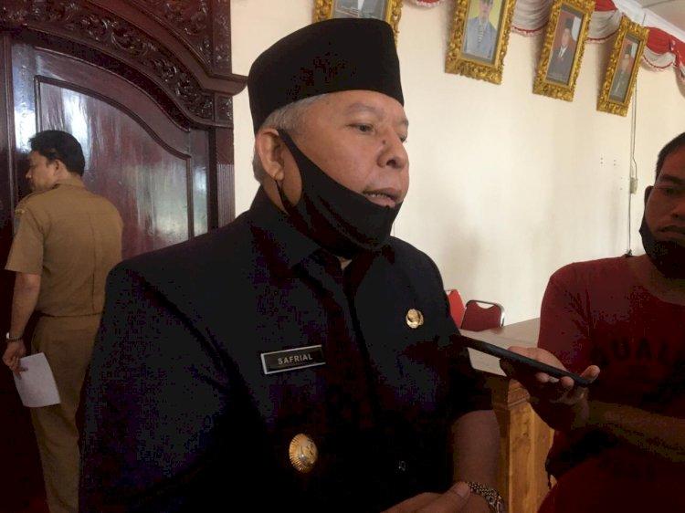 40 CPNS 2018 tak Kunjung Diangkat, Bupati Tanjab Barat Berang ke BKPSDM