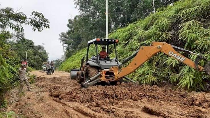 Proyek 2019 Sarolangun Rugikan Negara Rp 9,8 Miliar