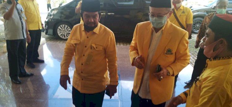 Setingan Aklamasi Sukses, Tontawi Jauhari Pimpin DPD II Golkar Sarolangun