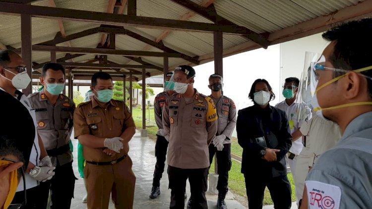 15 Karyawan Positif Covid-19 DPRD Tuding PetroChina Abaikan Protokol Kesehatan, Ruang Isolasi Pun Tak Penuhi Standar