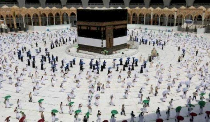 Ibadah Haji 2020 Arab Saudi di Tengah Pandemi Covid-19 Gunakan Protokol Kesehatan Ketat, Begini Kata WHO