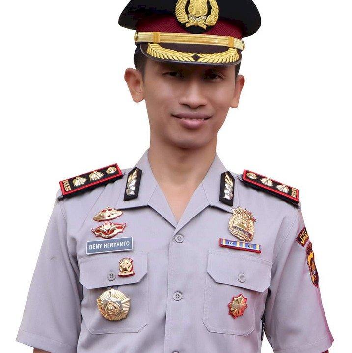 Kapolres Sarolangun Dimutasi Jadi Wakapolresta Surakarta Jawa Tengah