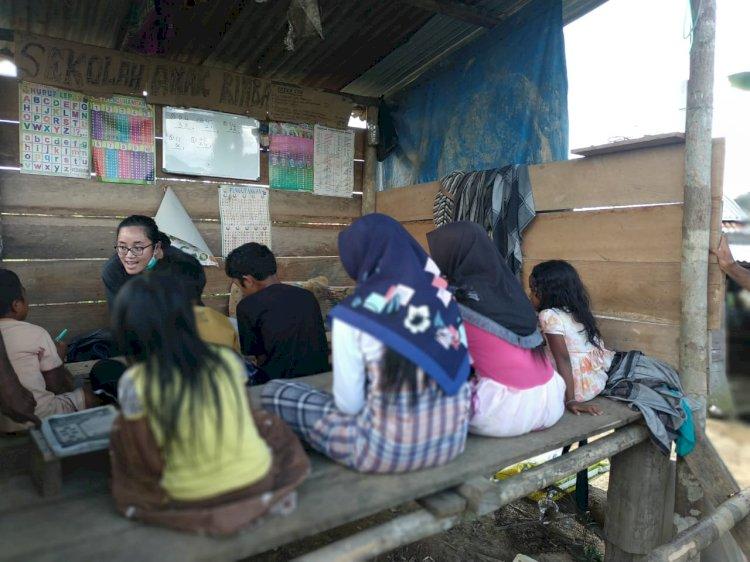 Pemberdayaan Warga SAD, PT HAN Segera Bangun Sekolah