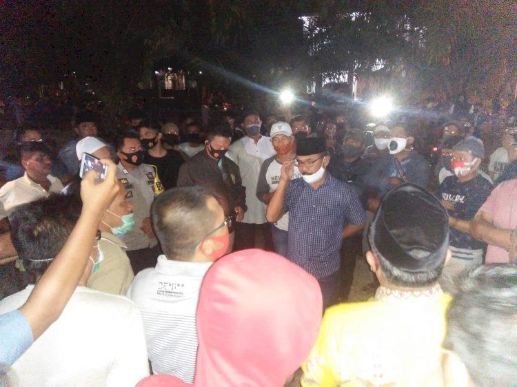 BLK Dijadikan Tempat Isolasi, Warga SKB Bungo-Jambi Demo, Tobroni: Kita Pindahkan Pasien ke RSUD