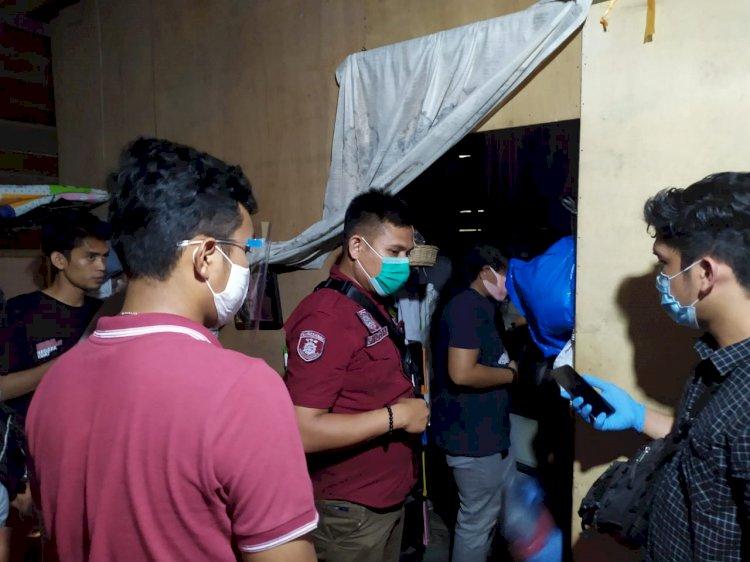 Breaking News!!! Baru Tiba di Kualatungkal, Buruh Lepas Ini Nekat Gantung Diri
