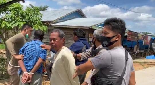 Hitungan Jam, Perampok Bos Pinang di Tanjab Barat Ditangkap Polisi