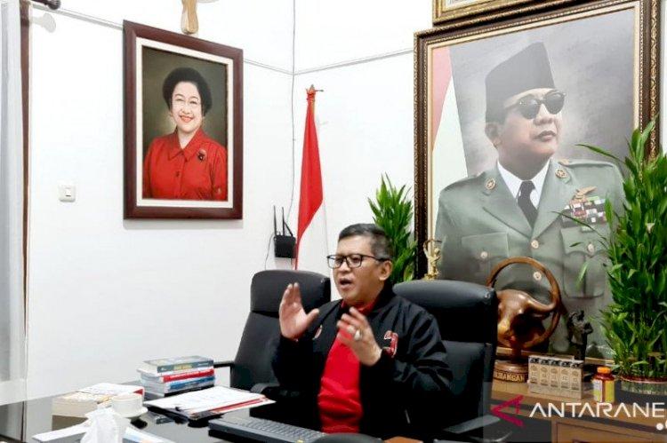Pesan ke Cakada dari PDIP, Hasto: Bung Karno Mengatakan Tak Ada Perjuangan yang Sia-sia!