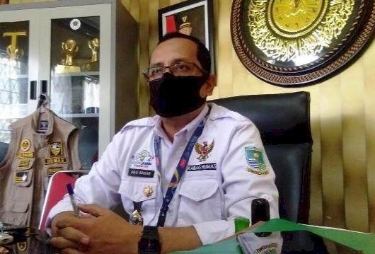 Wartawan Liputan Pemkot Jambi Jalani Uji Swab, Jubir: Kalau Tidak Ada Gejala Bukan Prioritas