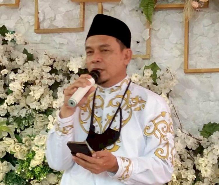 Sampaikan Duka Cita ke Wali Kota Jambi, Calon Wakil Bupati Tanjab Barat Ungkap Kenangan dengan Almarhum Fabiansyah