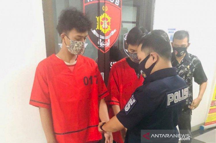 Polres Jakarta Pusat Tangkap Tiga Pemuda Pelaku Tawuran