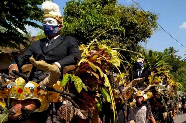 Gibran-Teguh Vs Bajo Deklarasi Kampanye Damai Pilkada Surakarta