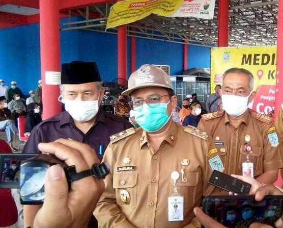 Corona Semakin Berbahaya, Area Publik di Kota Jambi Ditutup