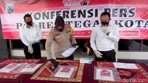 Gara-gara Konser Dangdutan Wakil Ketua DPRD Tegal Jadi Tersangka, Ini Dia Barang Bukti Dikumpulkan Polisi