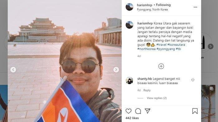 Viral Video WNI Liburan ke Korea Utara, Haris: Tidak Seserem Kita Denger!