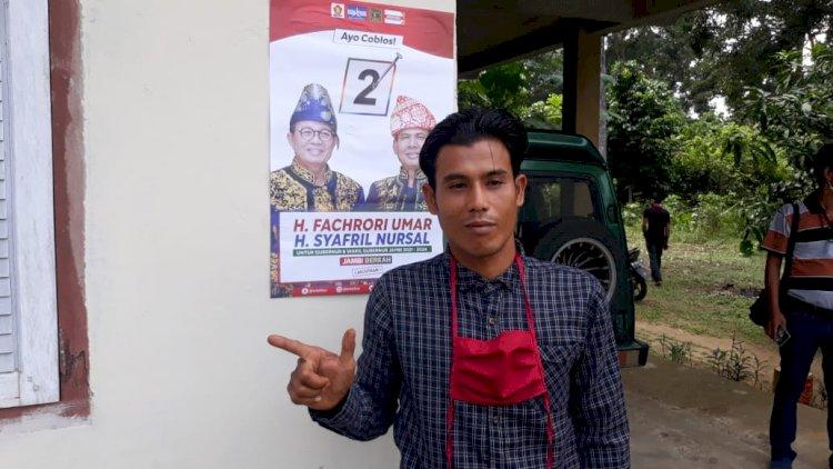 Tertarik Akan Sosok Jenderal Bintang Dua, Ketua Pemuda Pulau Raman Siap Militan Mendukung Fachrori Umar - Syafril Nursal