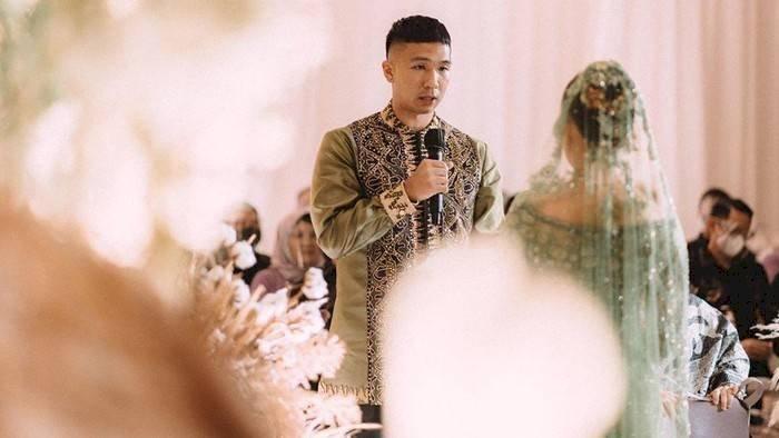 Sah! Nikita Willy dan Indra Priawan Menikah, Dapat Gelar Sutan Pangeran Pula