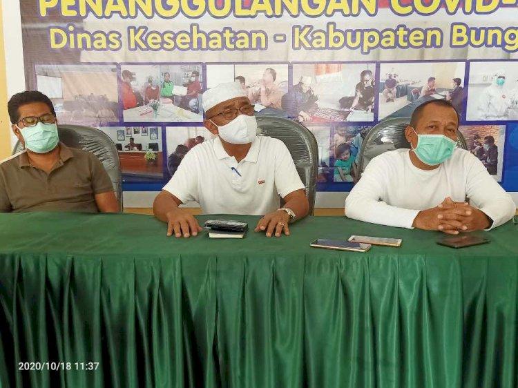 BREAKING NEWS! Tiga Pasien Covid-19 Kabupaten Bungo-Jambi Meninggal Dunia