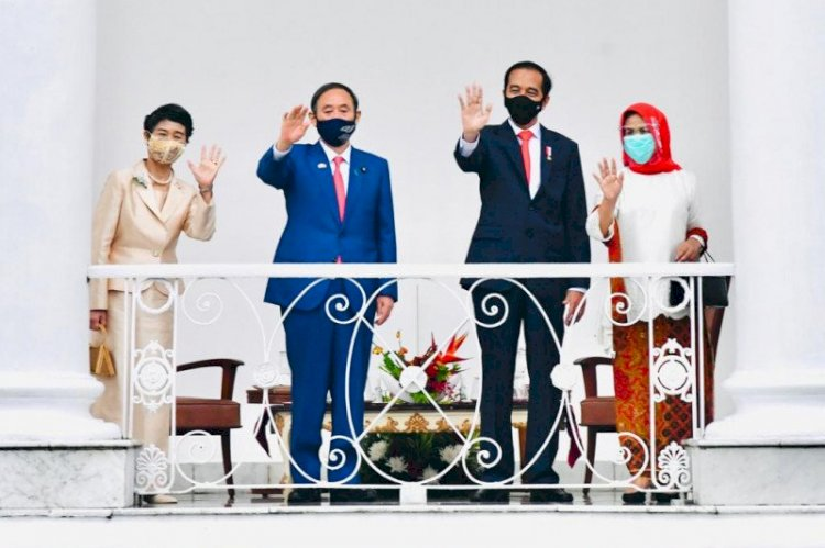 Yes! Jepang Beri Pinjaman Bantuan Fiskal Rp6,95 Triliun kepada Indonesia