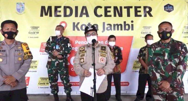 Pembatasan Sosial di Kota Jambi Mulai Diperlonggar, Maulana: Resepsi Pernikahan Sudah Bisa Digelar