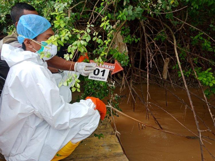 Ini Identitas Mayat yang Ditemukan di Sungai Batanghari