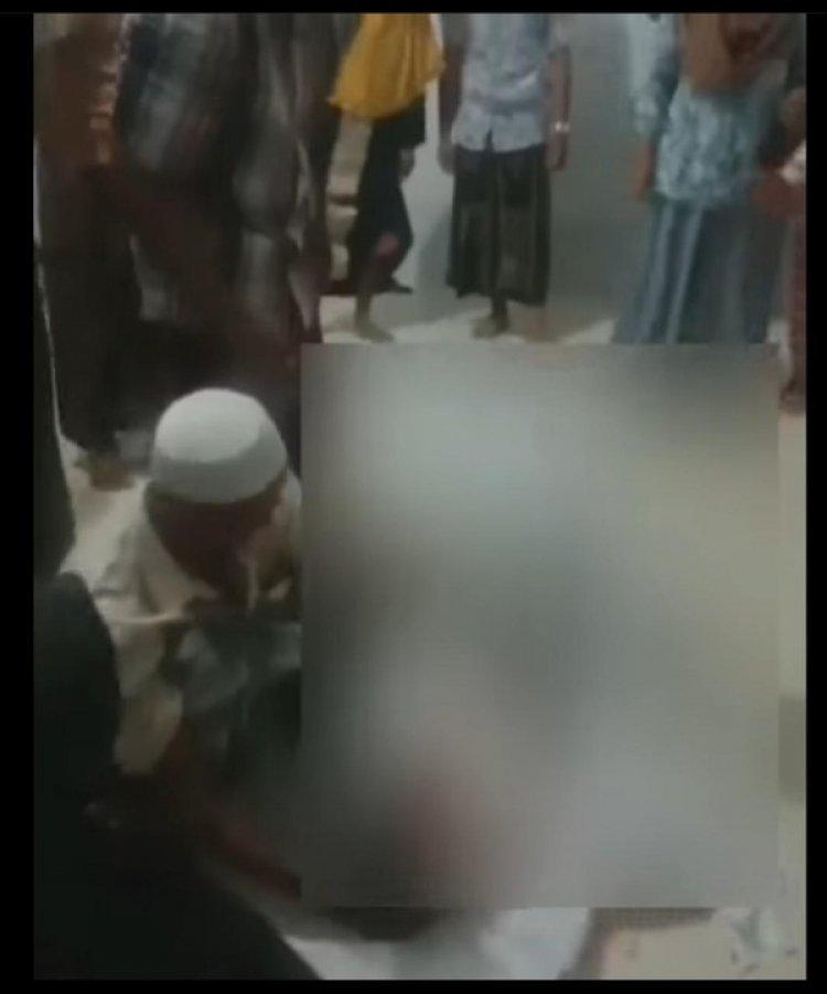 VIRAL! Video Jenazah Pasien Covid-19 Mukanya Berdarah, Begini Kata Satgas....