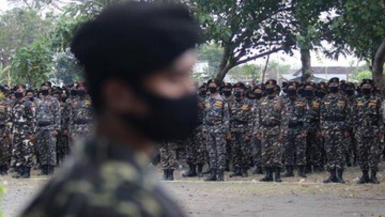 Ditengah Pandemi Banser Kumpulkan 9.999 Anggota, Ngaku Dapat Izin Pemda