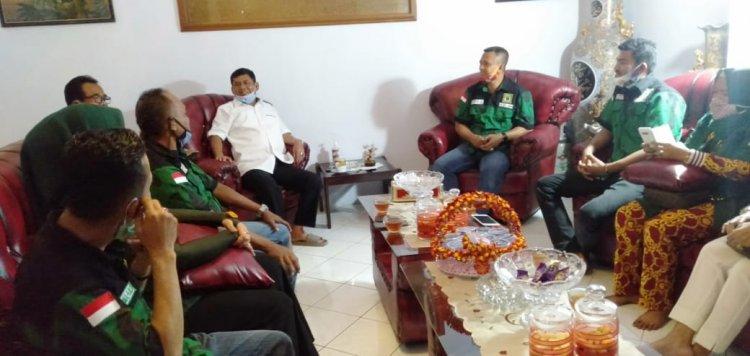 GPK Provinsi Jambi Dukung Pasangan Fachrori Umar - Syafril Nursal
